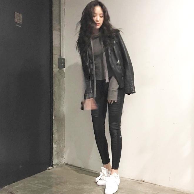 'Nu than legging' xu Han chuong tong den sang chanh hinh anh 4