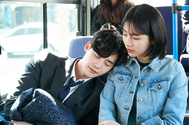 Man tai hop cua Suzy va Lee Jong Suk duoc trong cho nhat thang 9 hinh anh