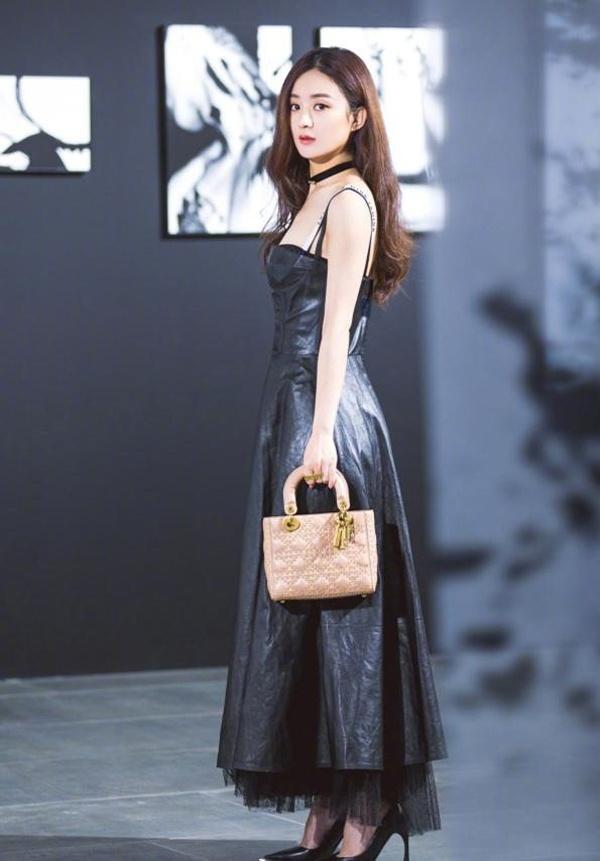 Trieu Le Dinh tro thanh dai su thuong hieu Dior tai Trung Quoc anh 3
