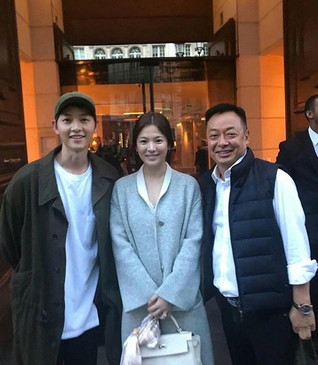 Song Joong Ki-Song Hye Kyo di choi Paris truoc ngay cuoi hinh anh 2