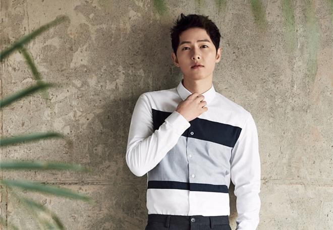 Mot khi Song Joong Ki muon am i hinh anh 1