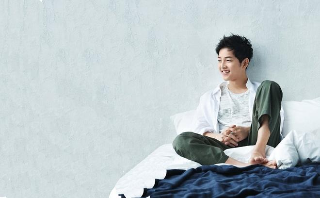 Mot khi Song Joong Ki muon am i hinh anh 2