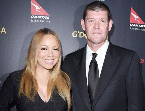 Ty phu James Packer va Mariah Carey anh 1