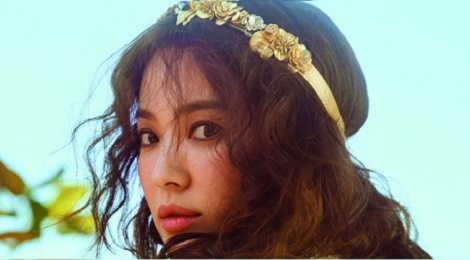 Song Hye Kyo dinh nghia ve hanh phuc va ke hoach cho tuan trang mat hinh anh
