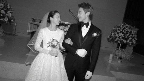 Kim Tae Hee sinh con gai dau long hinh anh