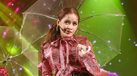 Chi Pu co de buoc chan vao showbiz xu Han? hinh anh