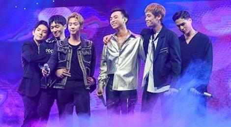 T-Ara, TEEN TOP cung Soobin Hoang Son hoi tu tren san khau hinh anh