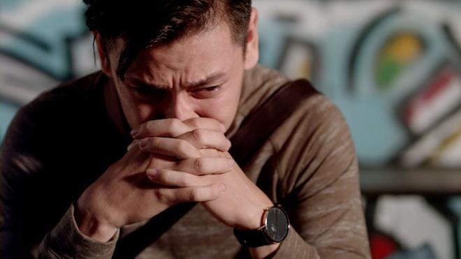 Tap 12 'Glee': Hoang Minh phat hien vo chua cuoi gia mang bau hinh anh 3