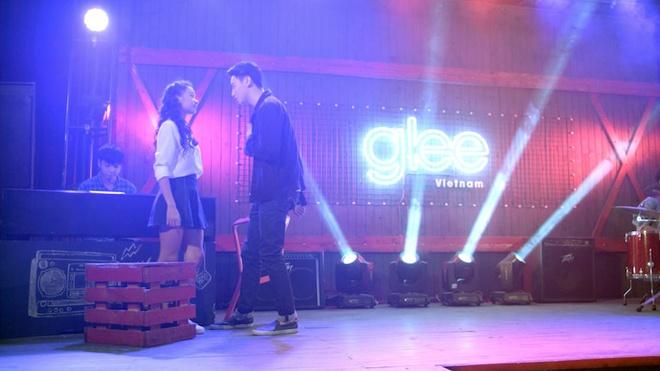 Tap 12 'Glee': Hoang Minh phat hien vo chua cuoi gia mang bau hinh anh 4
