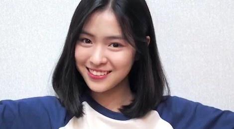 Nu sinh 14 tuoi duoc moi gia nhap JYP chi vi qua xinh dep hinh anh