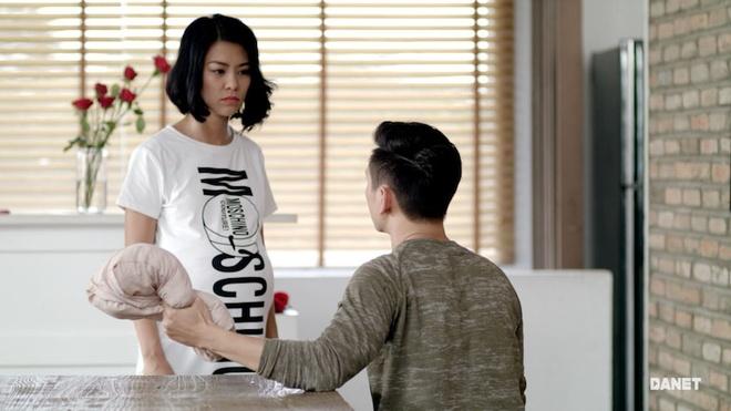 'Glee' tap 12: Phat hien vo mang thai gia, Do An bo nha di hinh anh