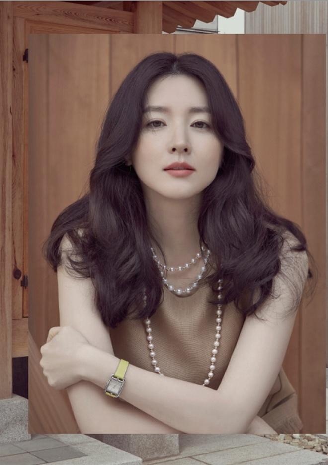 nhan sac Lee Young Ae anh 9