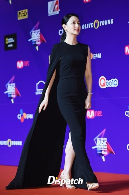 nhan sac Lee Young Ae anh 2