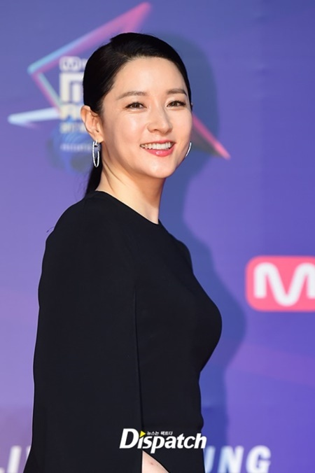 nhan sac Lee Young Ae anh 3