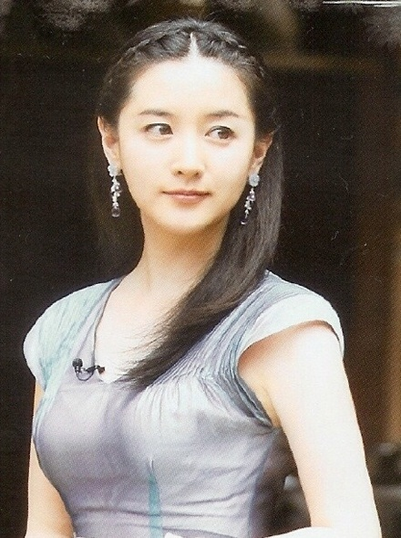 nhan sac Lee Young Ae anh 6