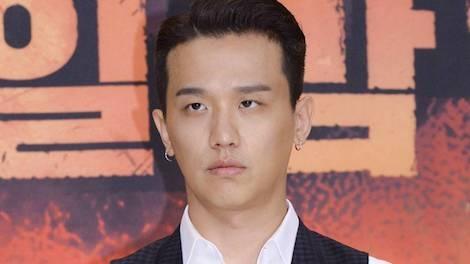 Rapper cua dai gia showbiz Han YG bi bat vi su dung ma tuy hinh anh