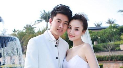 Gia Nai Luong khong xuat hien canh vo sau scandal ngoai tinh hinh anh