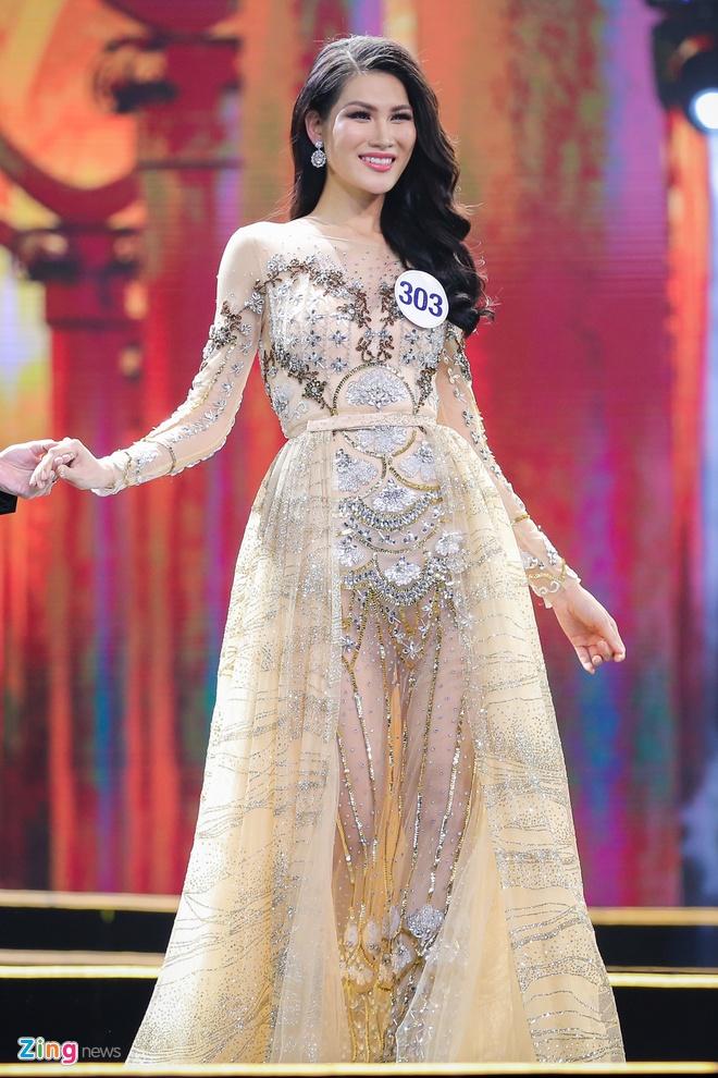 Top 10 Hoa hau Hoan vu Viet Nam 2017 long lay trong trang phuc da hoi hinh anh 8