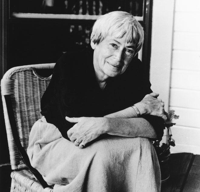 Ursula K. Le Guin qua doi anh 1