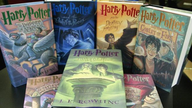 'Harry Potter' da ban duoc 500 trieu ban tren toan the gioi hinh anh 1