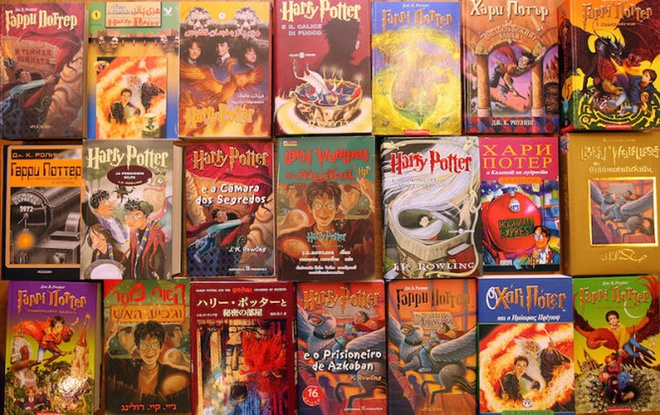 'Harry Potter' da ban duoc 500 trieu ban tren toan the gioi hinh anh 2