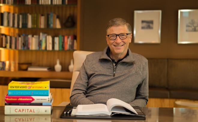 Cuon sach cu co gia gan 50 trieu USD cua Bill Gates hinh anh