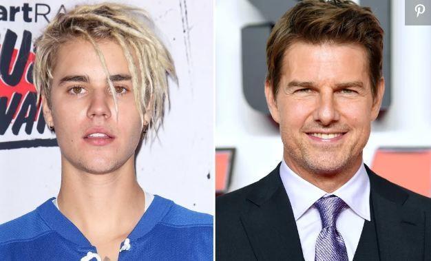 Justin Bieber rut lai loi thach dau Tom Cruise tren san UFC hinh anh 1