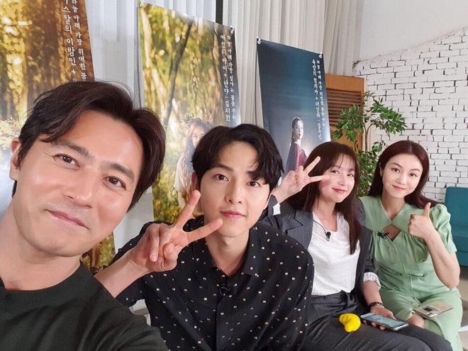 Kim Ok Bin - nu hoang canh nong vuong tin ngoai tinh voi Song Joong Ki hinh anh 7