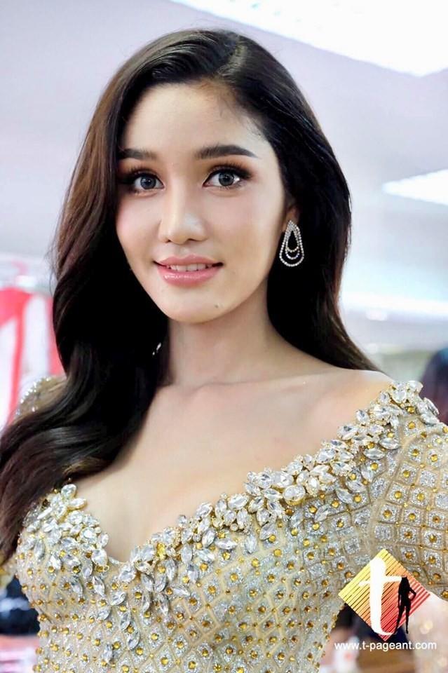 Chiem nguong nhan sac nong bong cua tan Hoa hau Chuyen gioi Thai Lan hinh anh 3