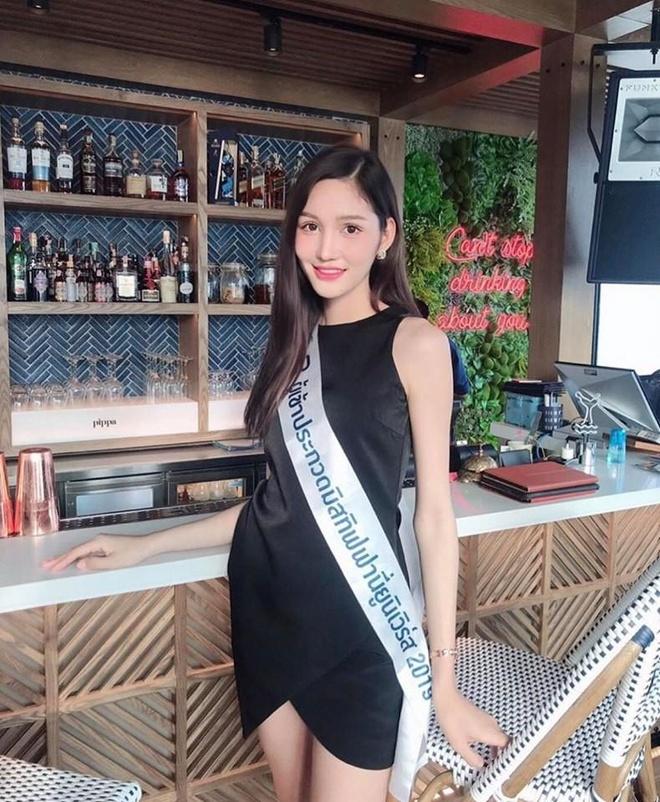 Chiem nguong nhan sac nong bong cua tan Hoa hau Chuyen gioi Thai Lan hinh anh 5
