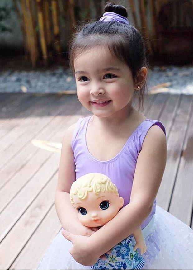 Con gai 'my nhan dep nhat Philippines' duoc khen xinh nhu thien than hinh anh 6