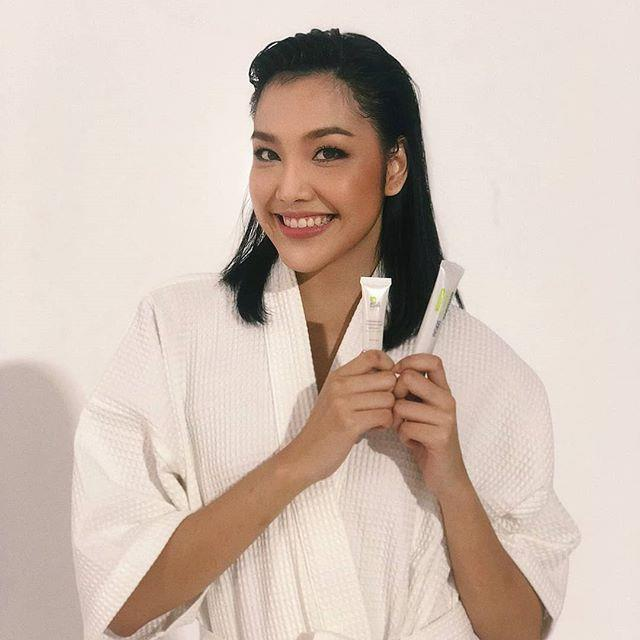 Nhan sac 9X Thai Lan la doi thu cua Luong Thuy Linh o Miss World 2019 hinh anh 7