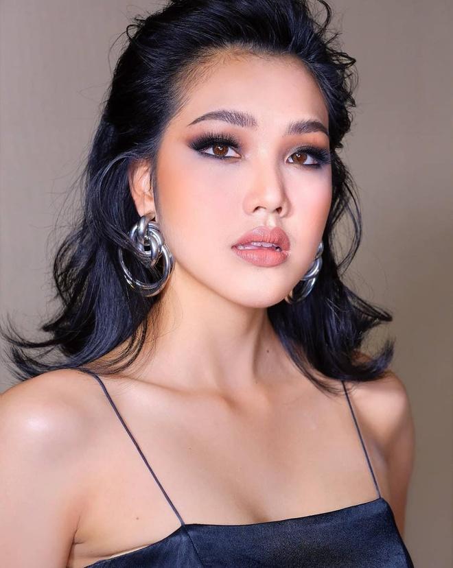 Nhan sac 9X Thai Lan la doi thu cua Luong Thuy Linh o Miss World 2019 hinh anh 6