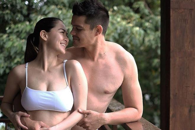 'My nhan dep nhat Philippines' lay lai voc dang sau 3 thang sinh con anh 2