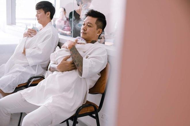 Khan gia chuc mung Ly Hai co con thu 5 sau chia se cua Tuan Hung hinh anh 1
