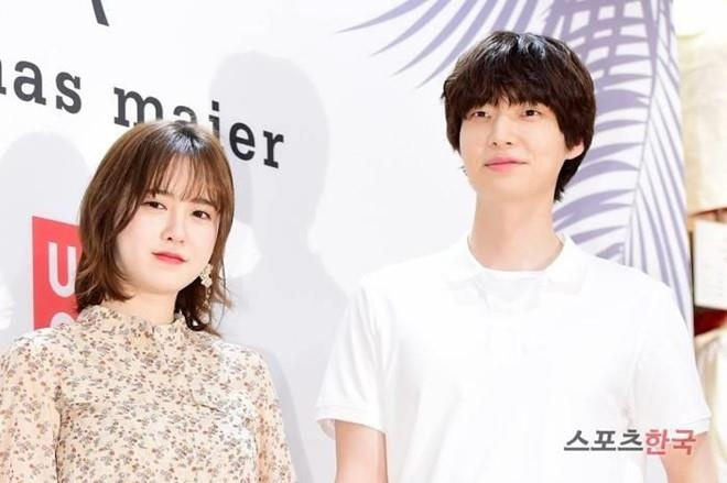 Ahn Jae Hyun lan dau len tieng ve nhung on ao ly hon voi Goo Hye Sun hinh anh 1