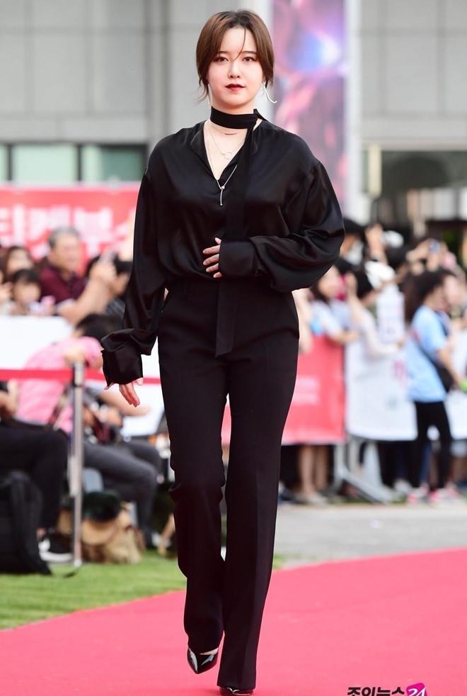 Goo Hye Sun tang can sau ket hon anh 1