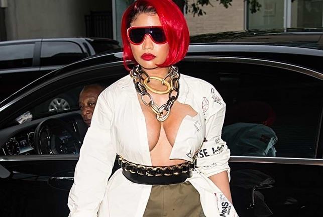 Nicki Minaj tuyên bố giải nghệ, dành thời gian cho gia đình