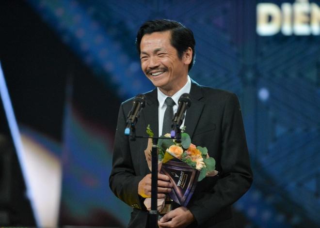 Bảo Thanh bất ngờ vượt qua 'My sói' Thu Quỳnh để đoạt giải ấn tượng