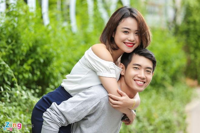 Hai năm yêu lãng mạn của Thái Trinh, Quang Đăng trước khi tan vỡ