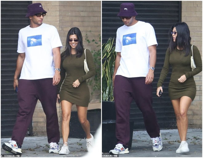 Chi gai cua Kim Kardashian quay lai voi tinh cu kem 14 tuoi hinh anh 1