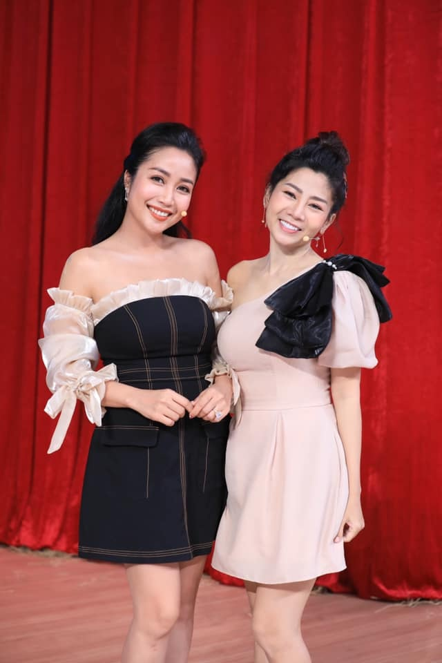 Mai Phuong di quay game show sau khi xuat vien hinh anh 2