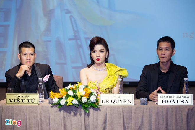 Le Quyen tuyen bo lam live show 30 ty dong hinh anh 1
