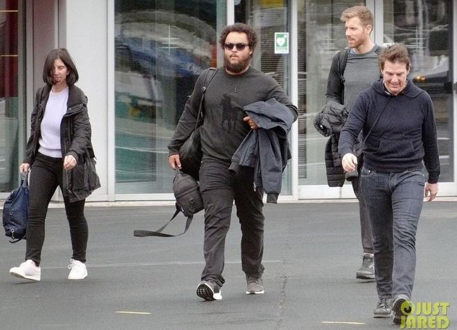 con trai Tom Cruise xuat hien truoc cong chung anh 1
