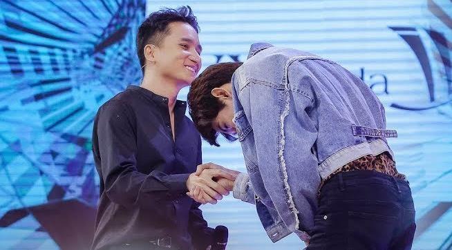 Man song ca cua Phan Manh Quynh va hot boy khien Tran Thanh me man hinh anh
