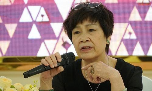 Bà Hồng Ngát xin rút khỏi Hội đồng duyệt phim quốc gia