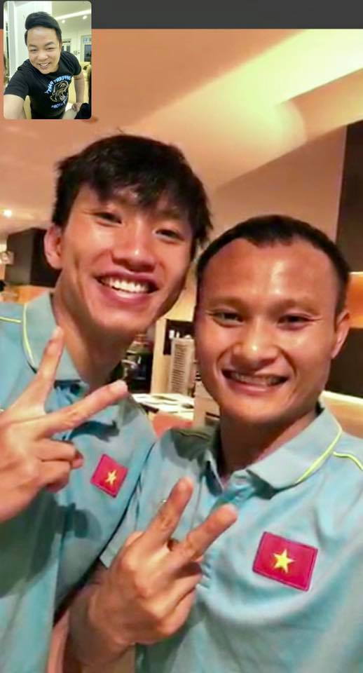Quang Le xuc dong khi Van Hau bi chan thuong van thi dau het minh hinh anh 1