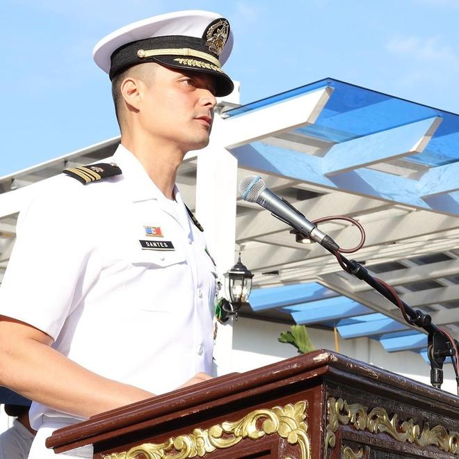 Chong my nhan dep nhat Philippines nhan ham trung uy hinh anh 8 marianrivera_82454750_574397139958550_5545552631419017002_n.jpg