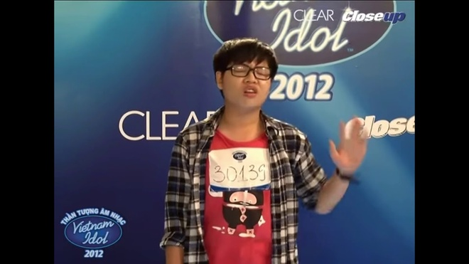 dan sao tung thi rot vietnam idol anh 16