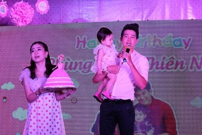 Phung Ngoc Huy: 'Toi da duoc toan quyen nuoi con gai Lavie' hinh anh 1 ca_si.jpg